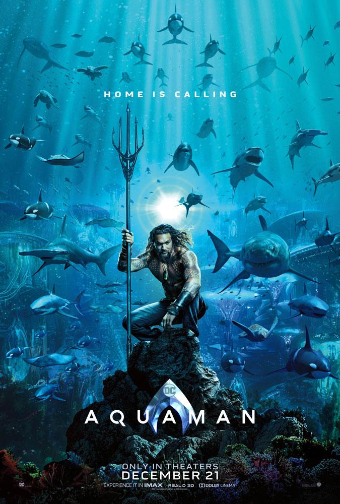 """Πρώτο Trailer Απο Το """"Aquaman"""""""