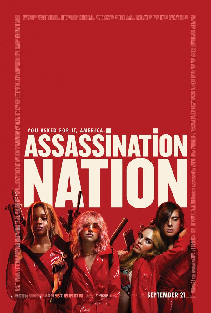 """Νέο Trailer Απο Το """"Assassination Nation"""""""