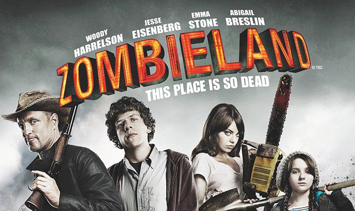 """Η Columbia Pictures Ετοιμάζει Το Sequel Του """"Zombieland"""""""