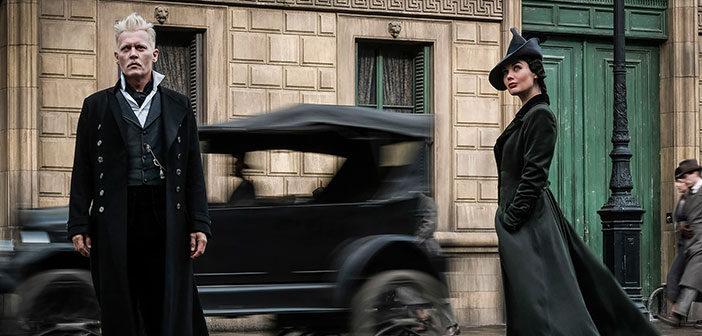 """Νέο Trailer Απο Το """"Fantastic Beasts: The Crimes of Grindelwald"""""""