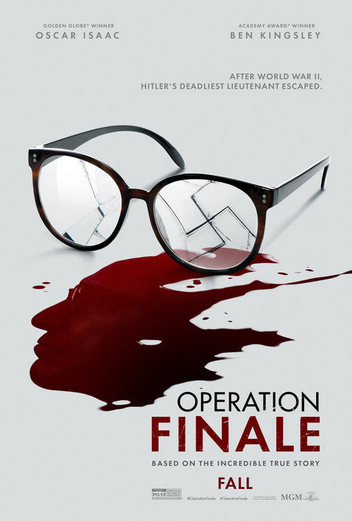"""Νέο Trailer Απο Το """"Operation Finale"""""""