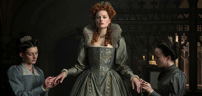 """Πρώτο Trailer Απο Το """"Mary Queen of Scots"""""""