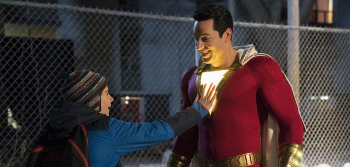 """Πρώτο Trailer Απο Το """"Shazam!"""""""