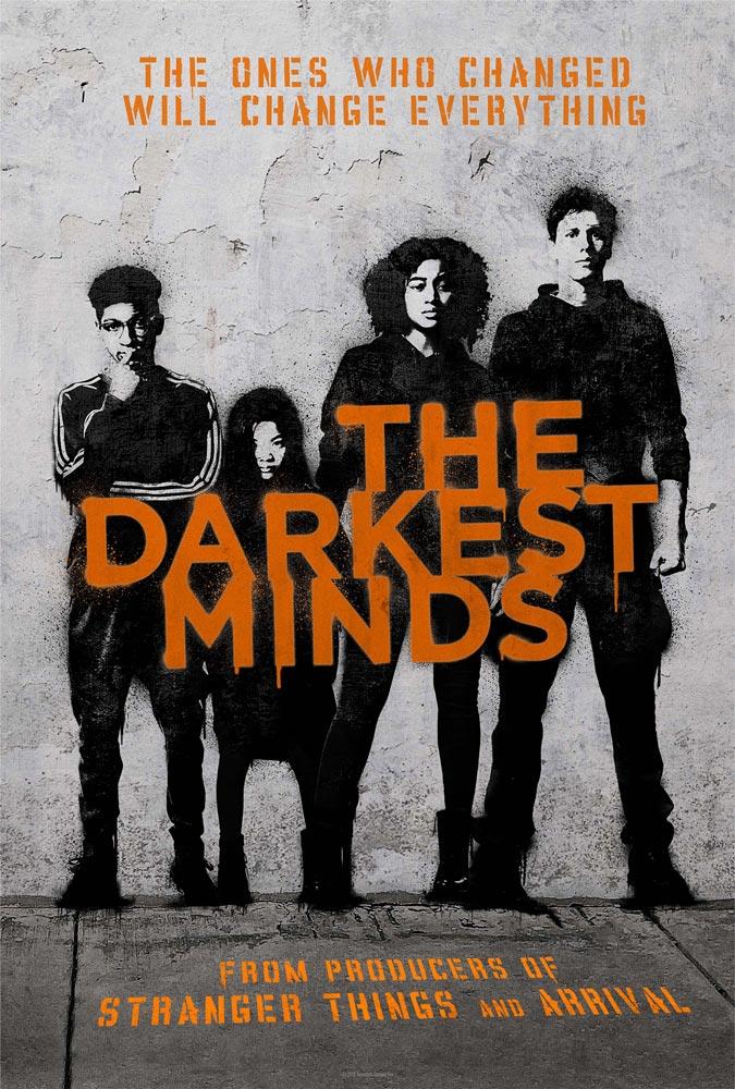 """Νέο Teaser Απο Το """"The Darkest Minds"""""""