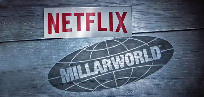 Το Netflix Ξεκινά Την Παραγωγή Των Ιστοριών Του Mark Millar