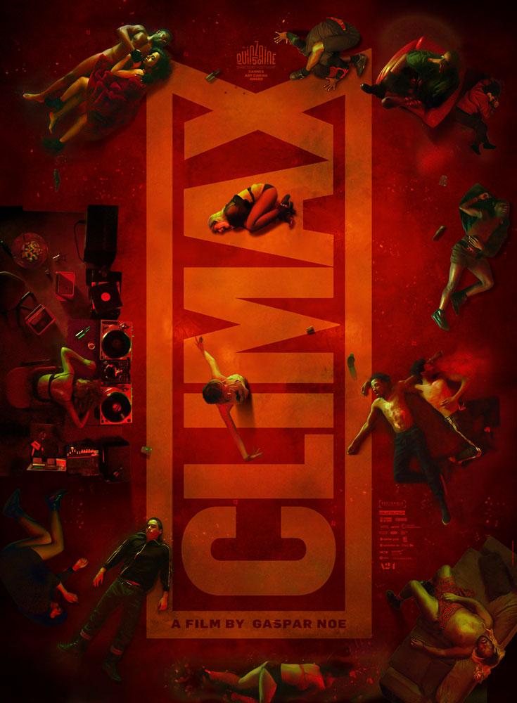 """Νέο Trailer Απο Το """"Climax"""" Του Gaspar Noé"""