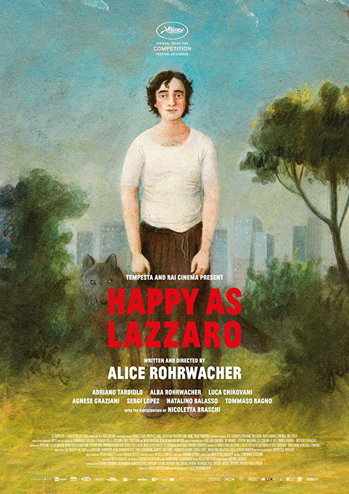 "Trailer Απο Το ""Happy as Lazzaro"""