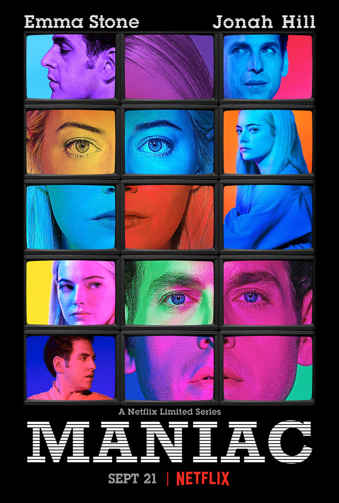 """Πρώτο Trailer Απο Το """"Maniac"""" Του Netflix"""
