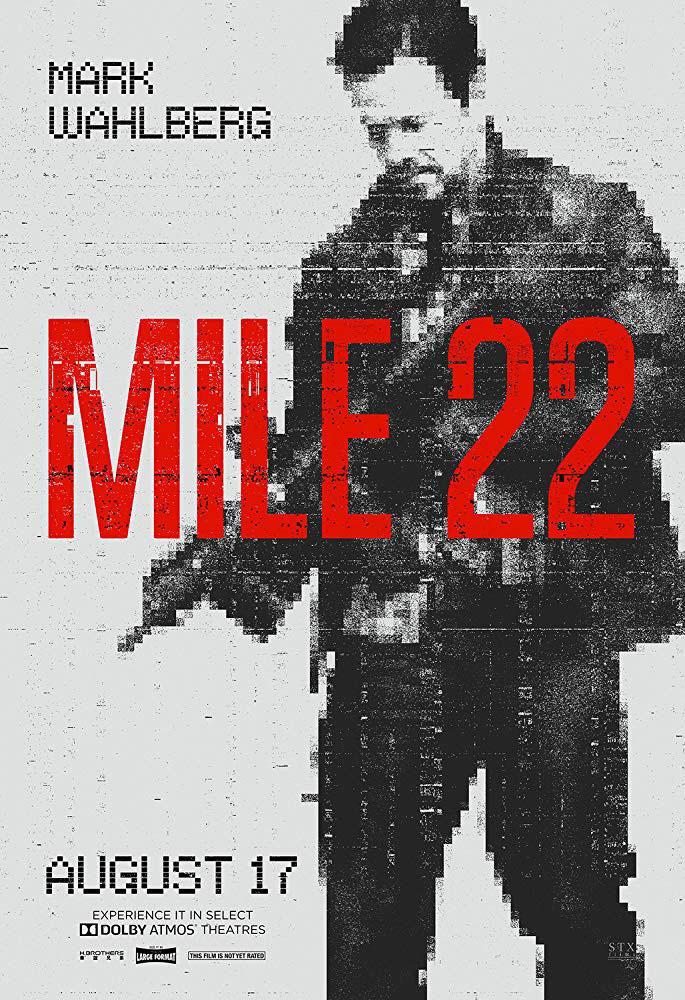 """""""Mile 22"""""""
