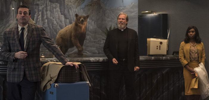 """Νέο Trailer Απο Το """"Bad Times at the El Royale"""""""