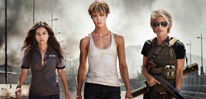 """Πρώτη Ματιά Στο Νέο """"Terminator"""""""