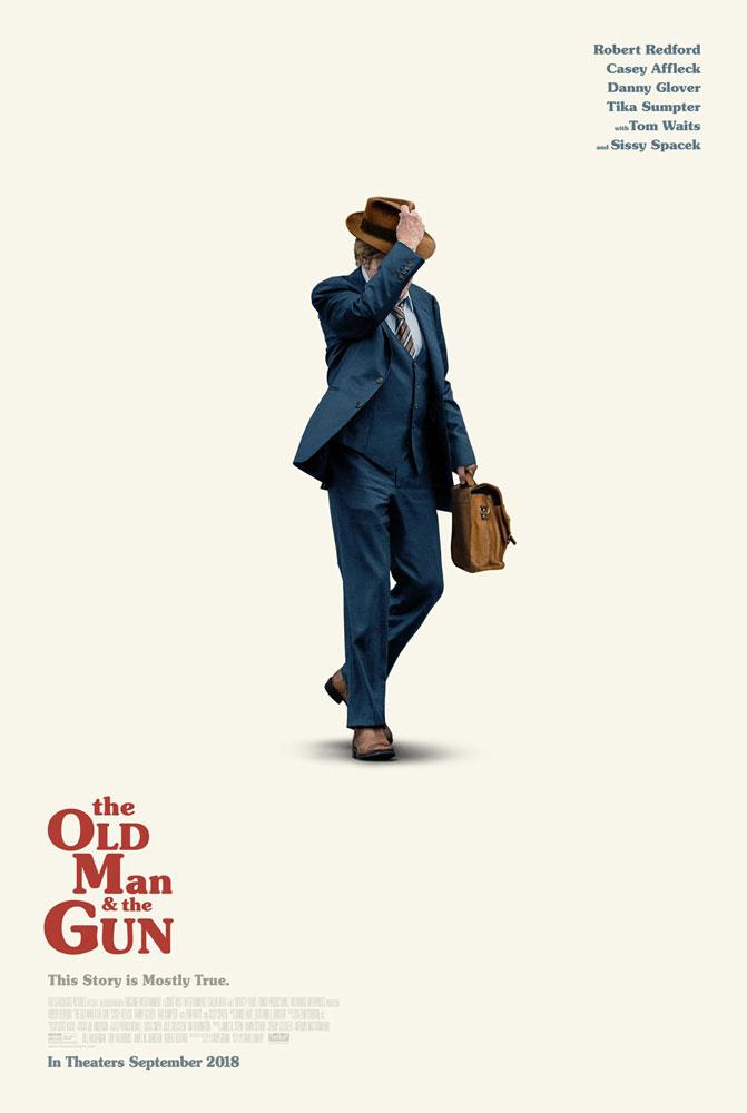 """Νέο Trailer Απο Το """"The Old Man and the Gun"""""""