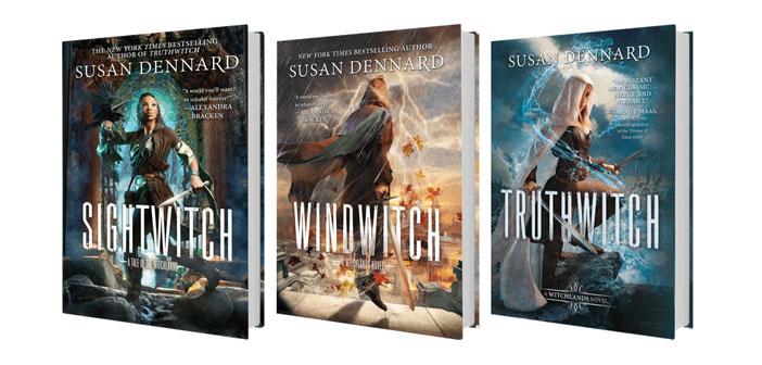 """Το """"The Witchlands"""" Στην Τηλεόραση"""