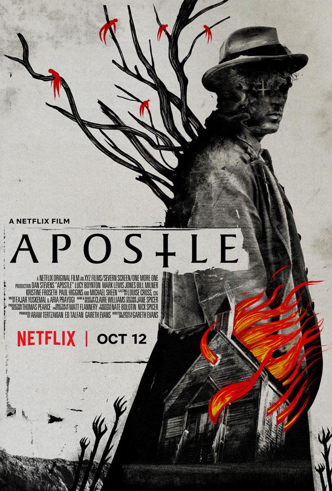 """Πρώτο Trailer Απο Το """"Apostle"""" Του Netflix"""