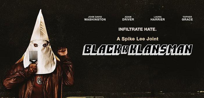 """BlacKkKlansman"""