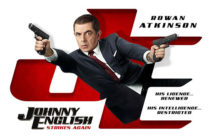 """Johnny English Strikes Again"""