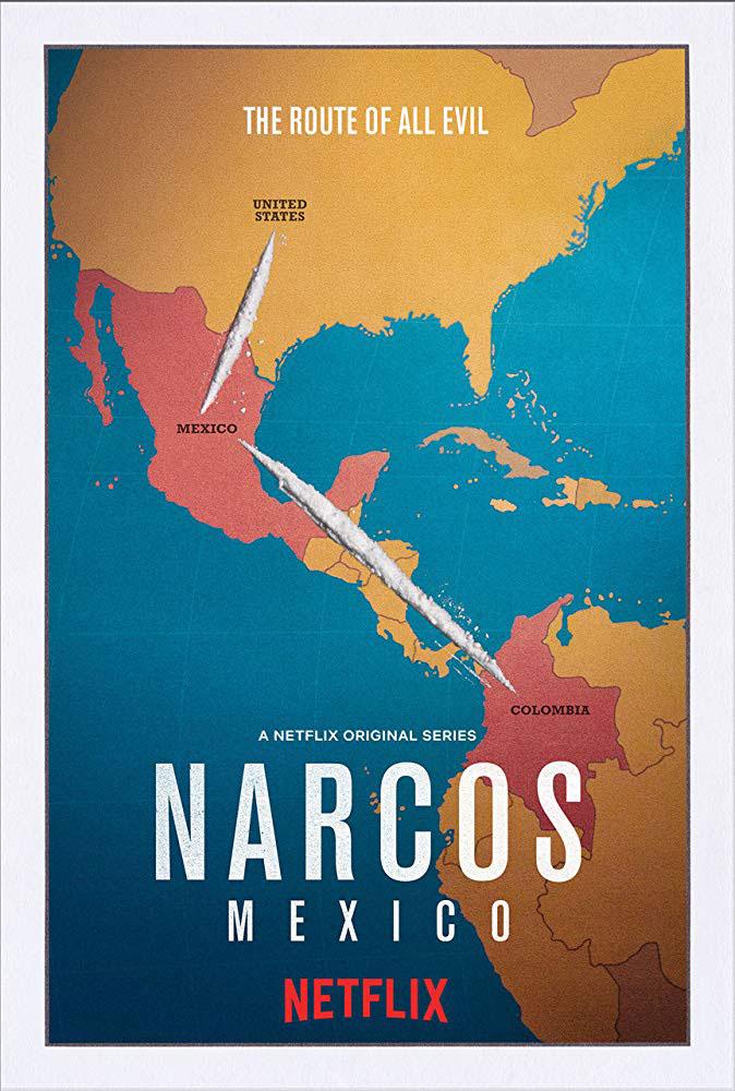 """Πρώτο Trailer Απο Το """"Narcos: Mexico"""""""