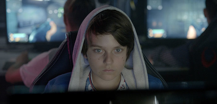"""Πρώτο Trailer Απο Το """"Hackerville"""""""