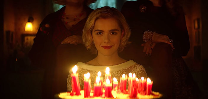 "Πρώτο Trailer Απο Το ""The Chilling Adventures of Sabrina"""