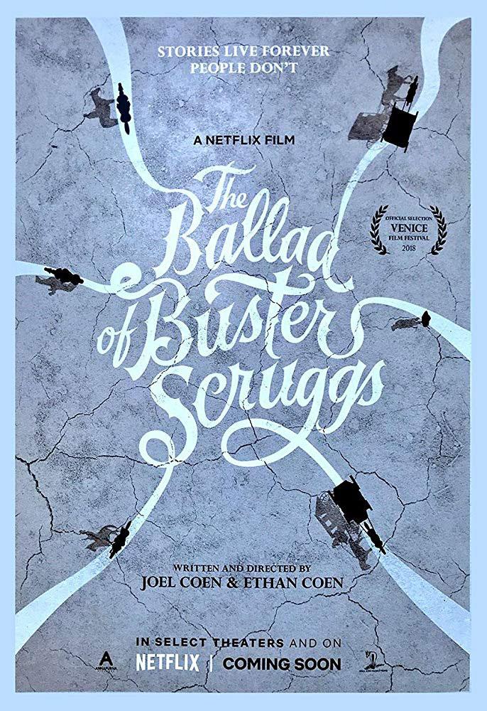 """Πρώτη Ματιά Στο """"The Ballad of Buster Scruggs"""""""