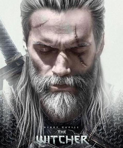 """Ο Henry Cavill Στο """"The Witcher"""" Του Netflix"""
