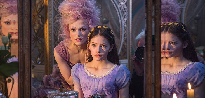"""""""The Nutcracker and the Four Realms"""""""