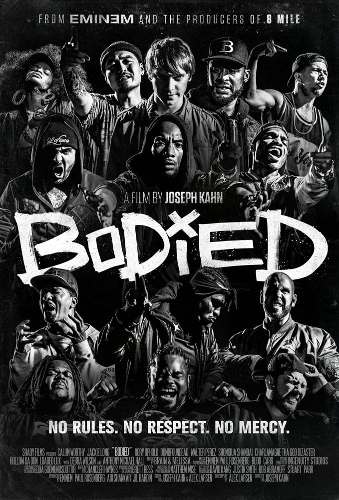 """Πρώτο Trailer Απο Το """"Bodied"""""""