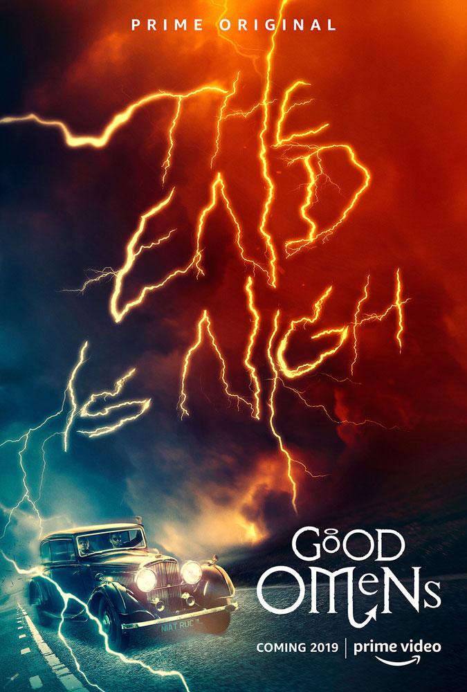 """Πρώτο Trailer Απο Το """"Good Omens"""" Του Amazon"""