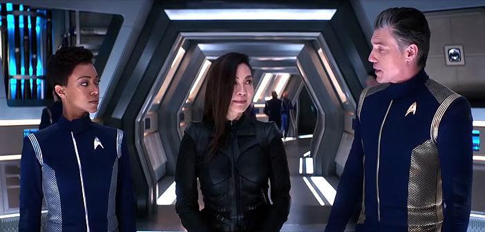 """Νέο Trailer Απο Την 2η Σεζόν Του """"Star Trek: Discovery"""""""