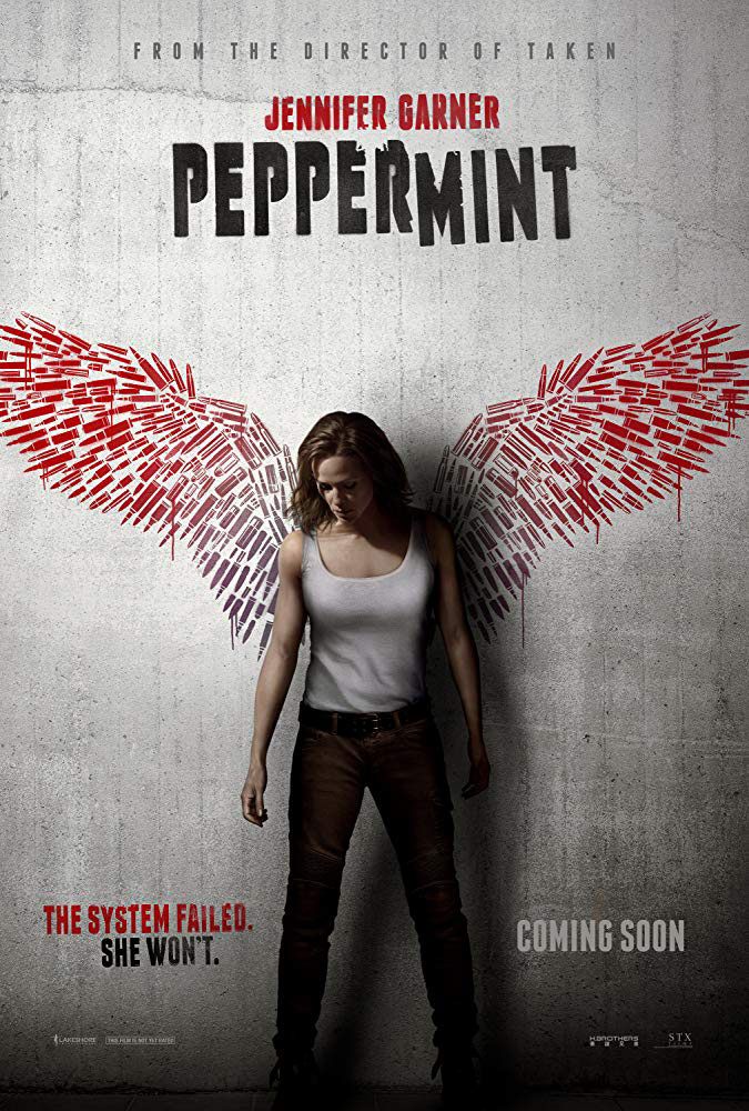 """Peppermint"""