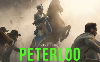 """Peterloo"""