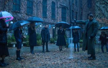 """Πρώτη Ματιά Στο """"The Umbrella Academy"""" Του Netflix"""