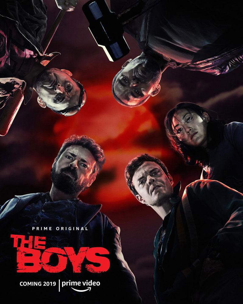 """Πρώτο Teaser Απο Το """"The Boys"""""""