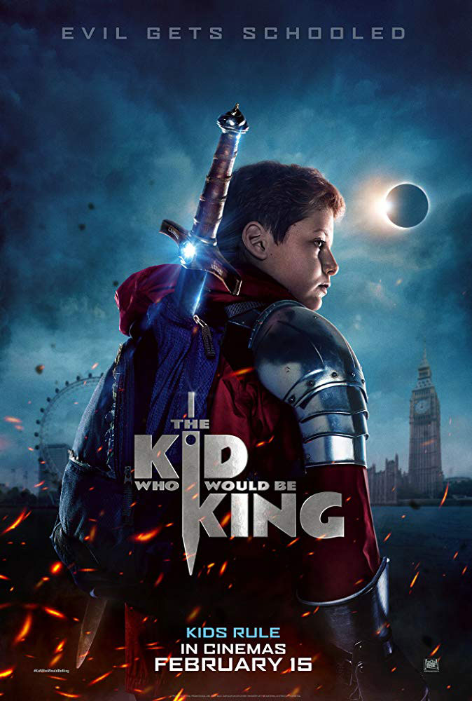 "Πρώτο Trailer Απο Το ""The Kid Who Would Be King"""
