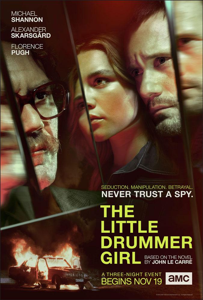 """Πρώτο Trailer Απο Το """"The Little Drummer Girl"""""""
