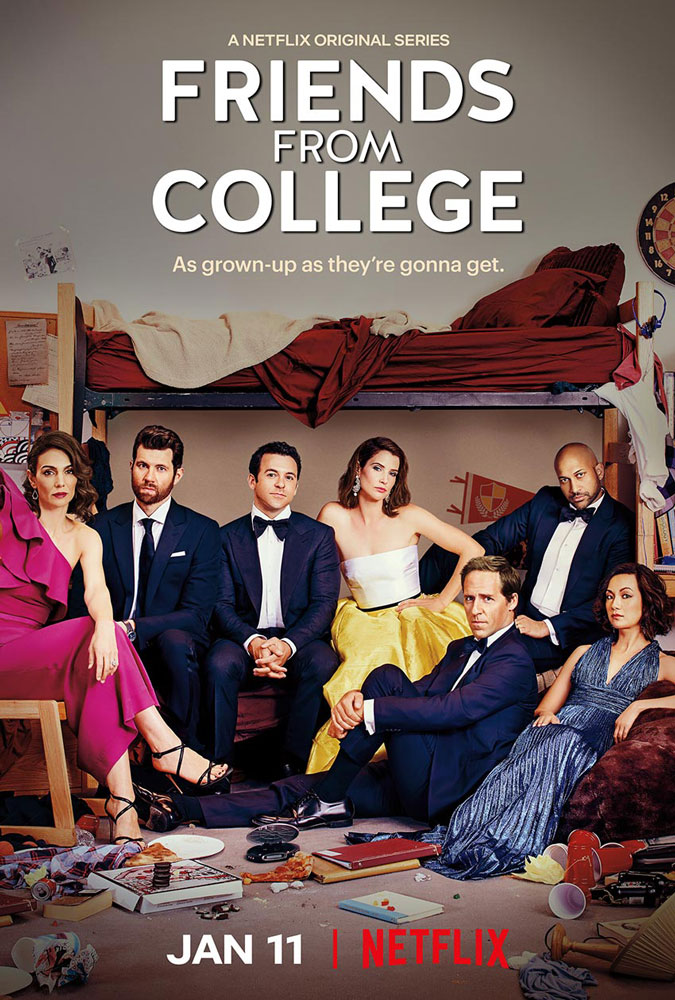 "Trailer Απο Την 2η Σεζόν Του ""Friends from College"""