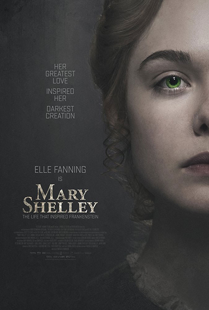"""Mary Shelley"""