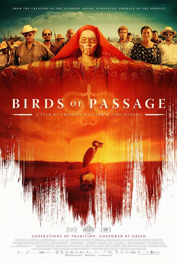 """Trailer Απο Το """"Birds Of Passage"""""""