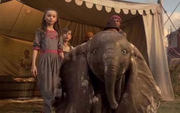 """Νέο Trailer Απο Το """"Dumbo"""""""