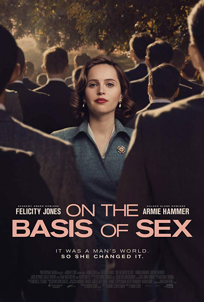 """Trailer Απο Το """"On the Basis of Sex"""""""
