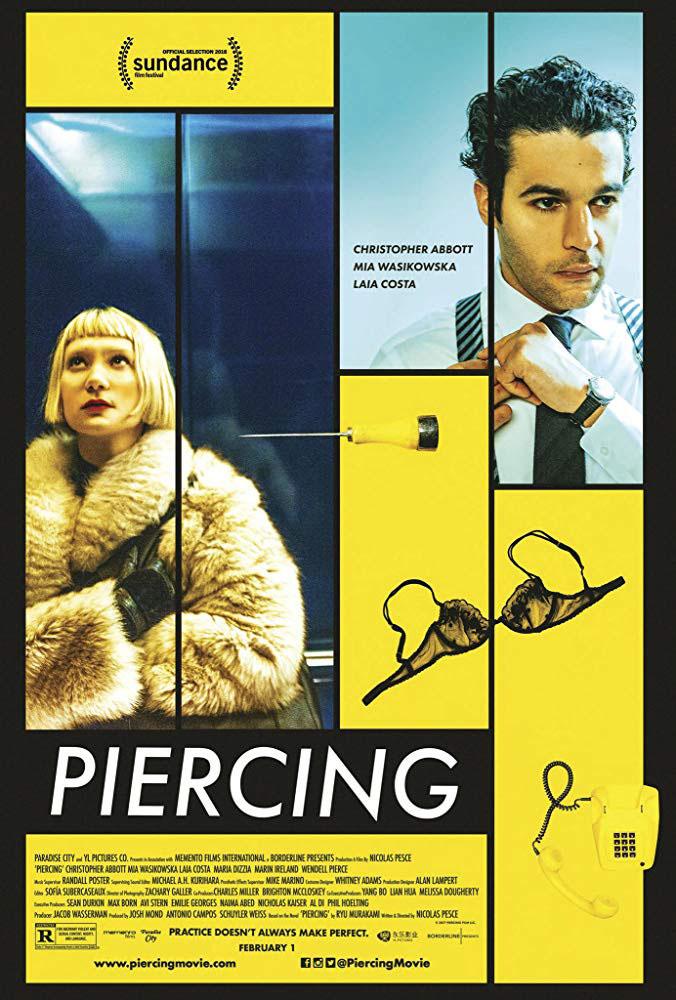 """Trailer Απο Το """"Piercing"""""""