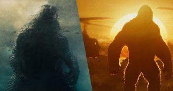 """Πρώτη Ματιά Στο """"Godzilla vs. Kong"""""""