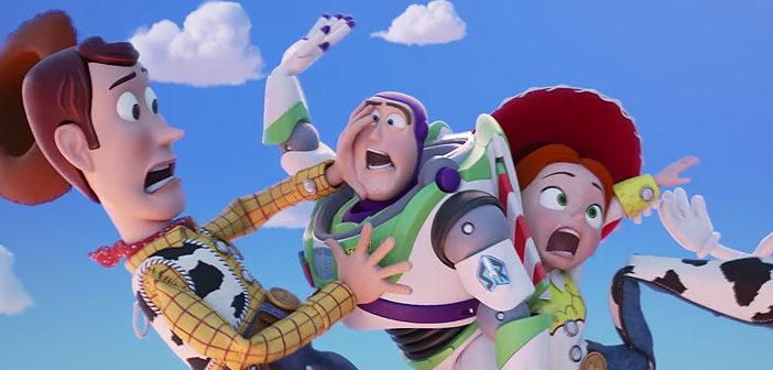 """Πρώτο Teaser Απο Το """"Toy Story 4"""""""