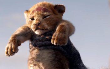 """Πρώτο Trailer Απο Το """"The Lion King"""""""