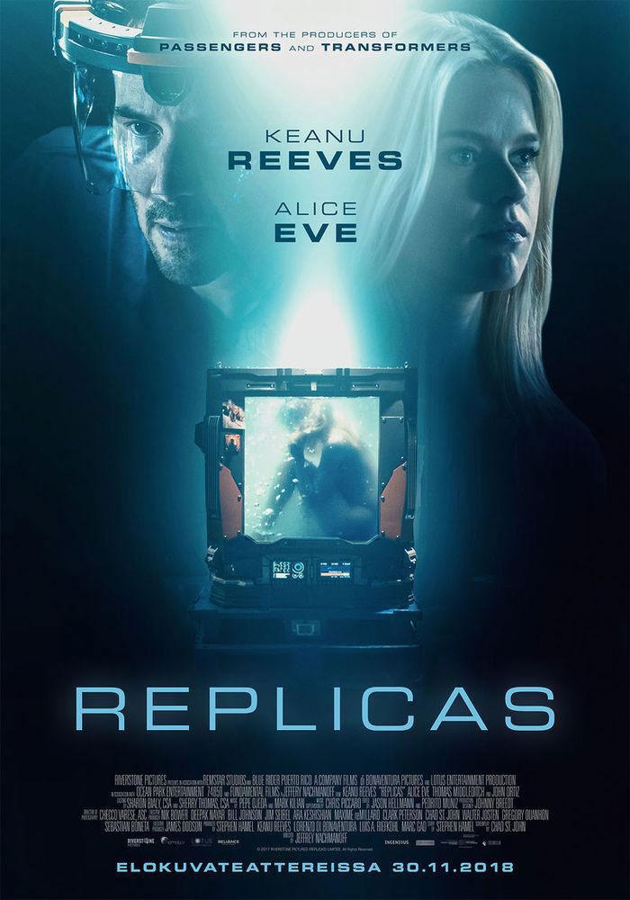 """Πρώτο Trailer Απο Το """"Replicas"""""""