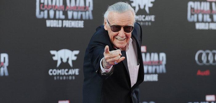 Έφυγε Ο Stan Lee [1922-2018]