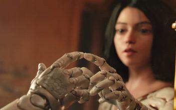 """Τρίτο Trailer Απο Το """"Alita: Battle Angel"""""""