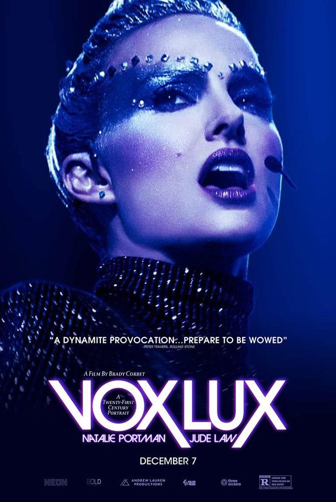 """Νέο Trailer Απο Το """"Vox Lux"""""""