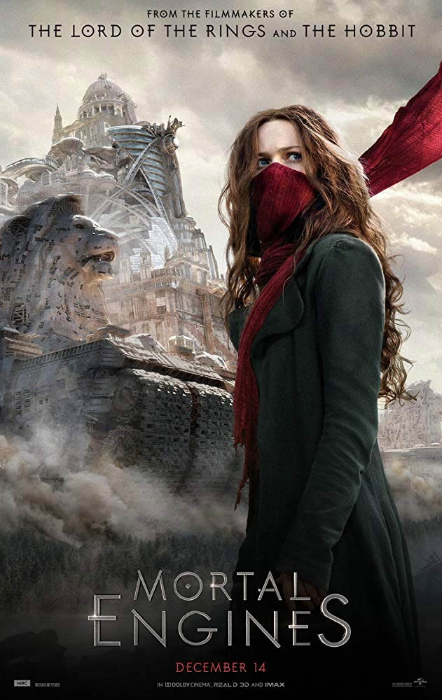 """Mortal Engines"""