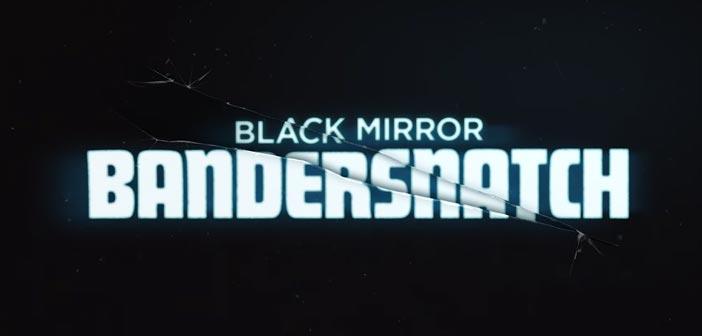 """Trailer Απο Το """"Black Mirror: Bandersnatch"""""""